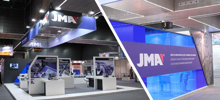 Exhibition Stand Awards : News jma uk